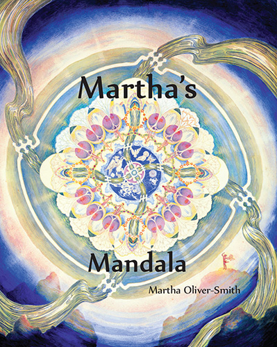 cover image of Martha's Mandala: Figures in a Family Circle